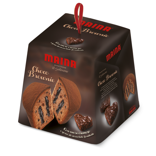 Il Golosone Choco Brownie - Maina