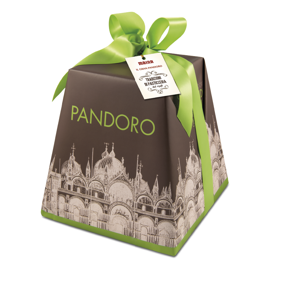 Il Gran Pandoro - Linea Royal - Maina
